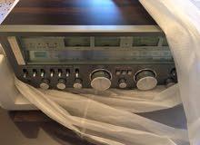 Vintage Classic SANSUI Devices Group (Excellent Condition, Unused)