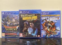 ps4 games new