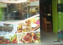 محل طابقين للايجار قرب مصرف لبنان والسراي الحكومي  في صيدا