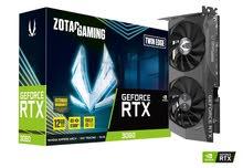 ZOTAC GAMING GeForce RTX 3060 Twin Edge OC+