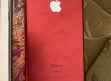ايفون 7 احمر مستعمل