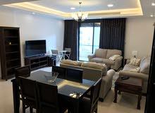 شقة في عبدون الشمالي - طابق ثاني 100م - فخمة جدا
