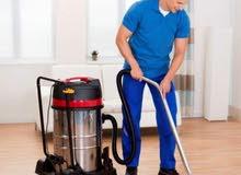 الكركي لخدمات التنظيف والتعقيم