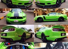 Gasoline Fuel/Power   Ford Mustang 2013