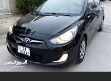 Automatic Hyundai 2014 for sale - Used - Ramtha city