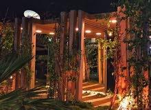 شقة 160م + حديقة خاصة 103م للبيع بكمبوند Hyde Park بجوار الجامعه الامريكية بالتجمع الخامس