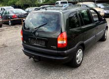 2002 Opel Zafira for sale