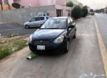 2009 Used Accent with Manual transmission is available for sale