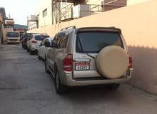 Mitsubishi Pajero in Abu Dhabi