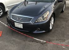 Automatic Blue Infiniti 2011 for sale