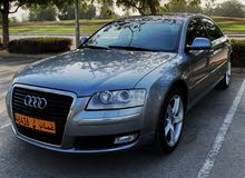 Audi A8 2009 For sale - Grey color