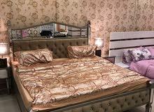 غرف نوم نفرين جاهز وتفصيل حسب الطلب جميع المودلات والالوان