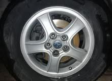 Used condition Hyundai Santa Fe 2002 with 0 km mileage