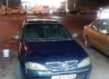 Gasoline Fuel/Power   Renault Megane 2000
