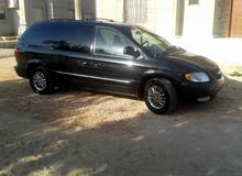 For sale 2005 Black Town & Country