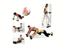 REVOFLEX EXTREME تمرين كافة عضلات الجسم. بإستخدام الحبل المطاط.