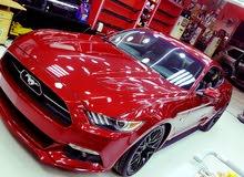 Used 2017 Mustang in Ajman