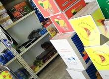 بيع محل بيع المواد الغذائية والخضروات والفواكه