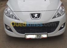 سيارة 207 سنة 2012 للبيع