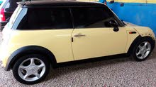 Automatic Yellow MINI 2006 for sale