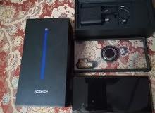 aura blue note10+ 256gb unused accessories  just phone