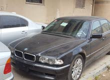 BMW 735 car for sale 2001 in Tripoli city