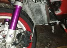 دراجة نارية نوعboster 80