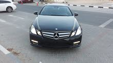 2012 Mercedes E500 Coupe Full options Low mileage