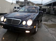 Used condition Mercedes Benz E 320 2001 with 10,000 - 19,999 km mileage