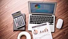 برنامج محاسبة مستودعات-سندات قبض وصرف-فواتير-تقارير-القوائم المالية-حسابات البنك