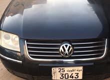 Gasoline Fuel/Power   Volkswagen Passat 2004