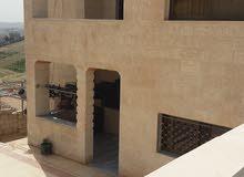 للبيع منزل طابقين قرب قصر موسى السعد جريبا