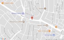 أرض تجاري شارع الجاردنز على شارعين واجهه 70 متر