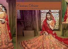 فستان هندي روعه