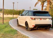 For sale Land Rover Range Rover Sport car in Abu Dhabi
