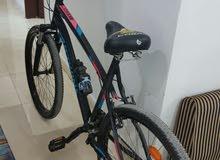 دراجه مستعمل بحاله جديدة