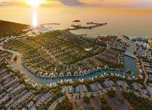 فلل للبيع في ابوظبي (الغنتوت ) مشروع الأول ريفيرا الأمارات اقساط 7سنوات