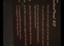 (بحالة ممتازة ) HUAWEI media pad X2