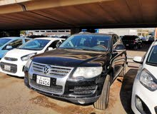 Volkswagen Touareg 2008 model for sale by installments