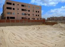 للبيع ارض ناصيه 1024 متر موقع مميز بحري امام نادي الشروق – المنطقة الاولي عمارات