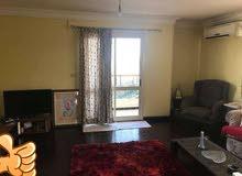 شقة للبيع كاش اوتمويل شارع فلسطين المعادى الجديدة سوبرلوكس150متر مسجله