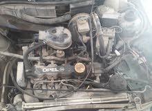 يوجد لدينا محرك أوبل استرا للبيع