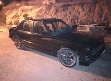Used BMW E30 for sale in Amman