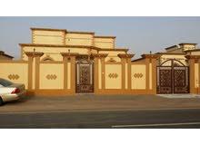 Khadra' Al Seeh neighborhood Buraimi city - 351 sqm house for sale