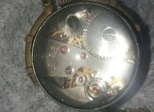 ساعة اوميجا موديل 1882 قديمة