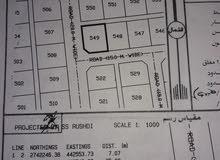 قطعة أرض سكنية كورنر في مخطط العقر (194)