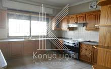 Abdoun neighborhood Amman city - 210 sqm apartment for rent