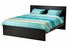 for sale king size bed for 40BD negotiae/ للبيع سرير