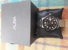 ساعة ALBA الاصلية بحالة الوكالة