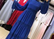 فستان شيفون تحفة